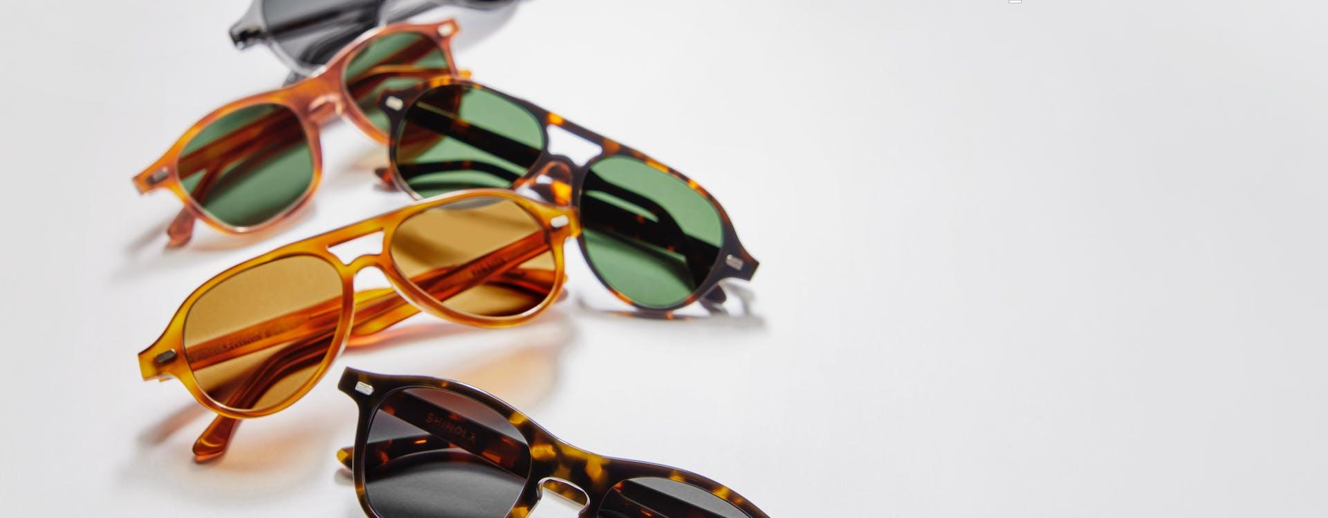 Shinola sun glasses