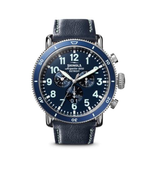 Shinola Runwell Sport Chrono 48mm watch