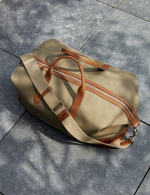 Shinola Canfield Holdall bag