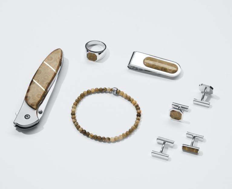Shinola Men's Jewelry