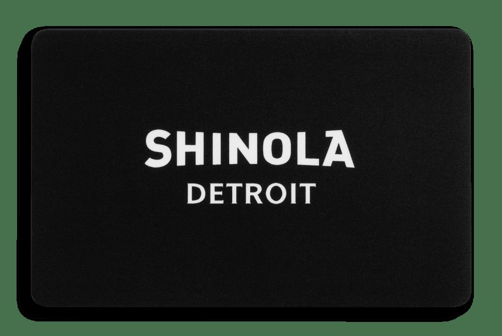 Shinola giftcard