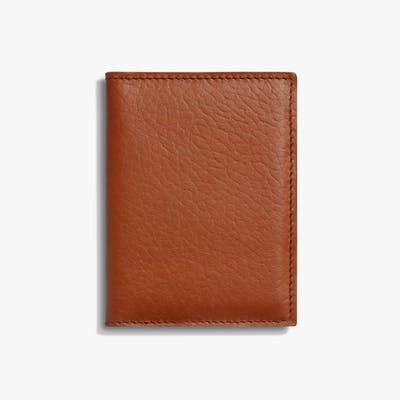 Passport Holder - Bourbon