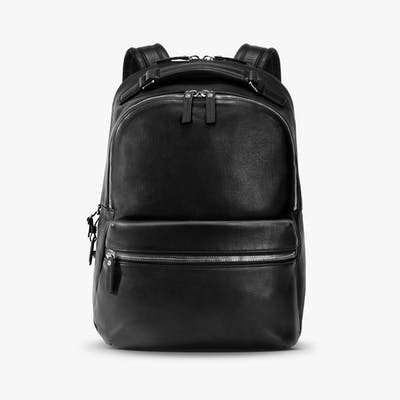 The Runwell Backpack - Black