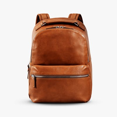The Runwell Backpack - Bourbon