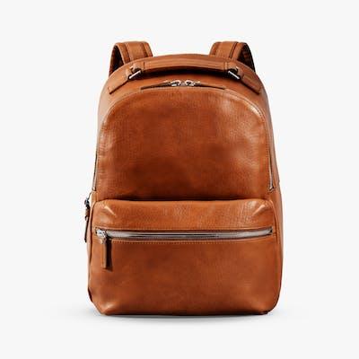 The Runwell Backpack - Bourbon