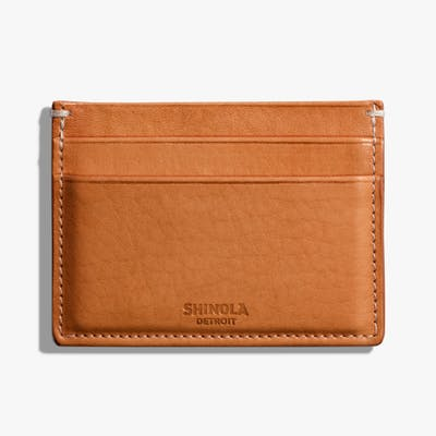 Five Pocket Card Case - Natural