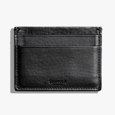Five Pocket Card Case - Black