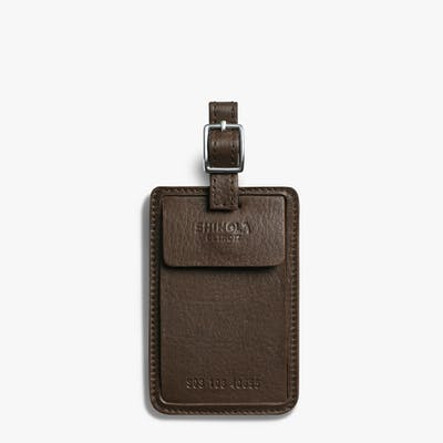 Luggage ID - Deep Brown