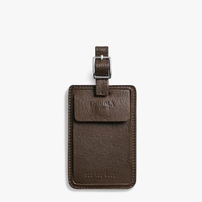 Luggage ID - Deep Brown