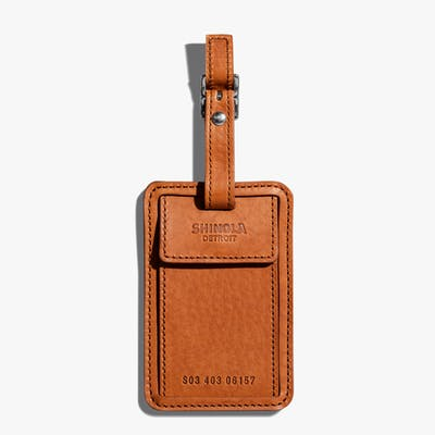 Luggage ID - Bourbon