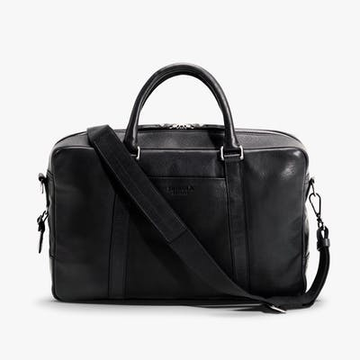 Slim Briefcase - Black