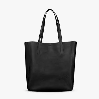 Medium Shopper Tote - Black