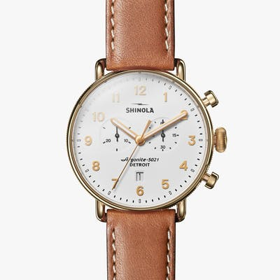 The Canfield Chrono 43mm