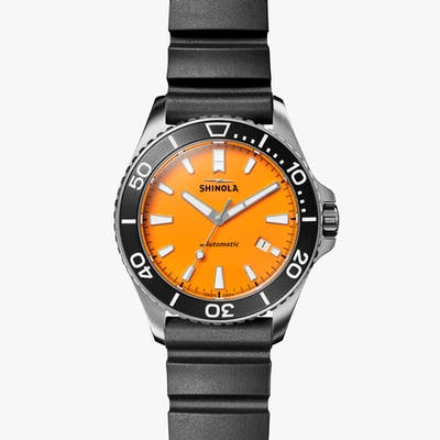 THE LAKE HURON MONSTER AUTOMATIC 43MM
