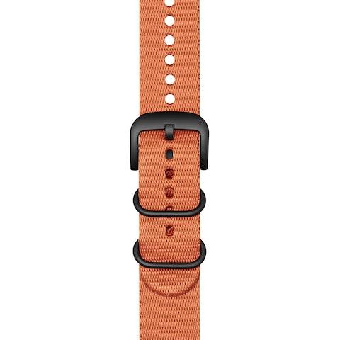 20mm Orange G10 Nylon Strap