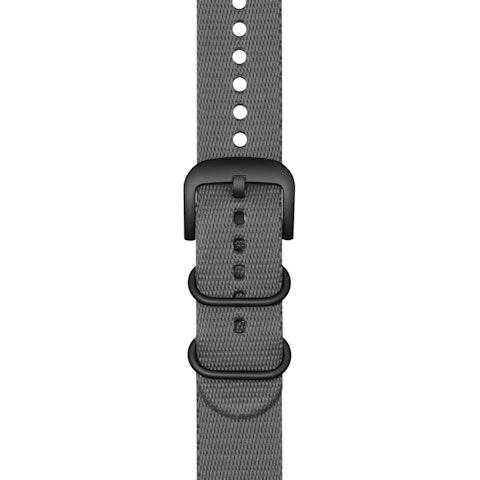 20mm Gray G10 Nylon Strap