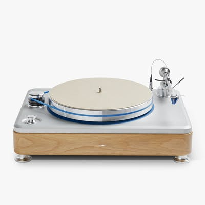 LIMITED EDITION SMOKEY ROBINSON TURNTABLE