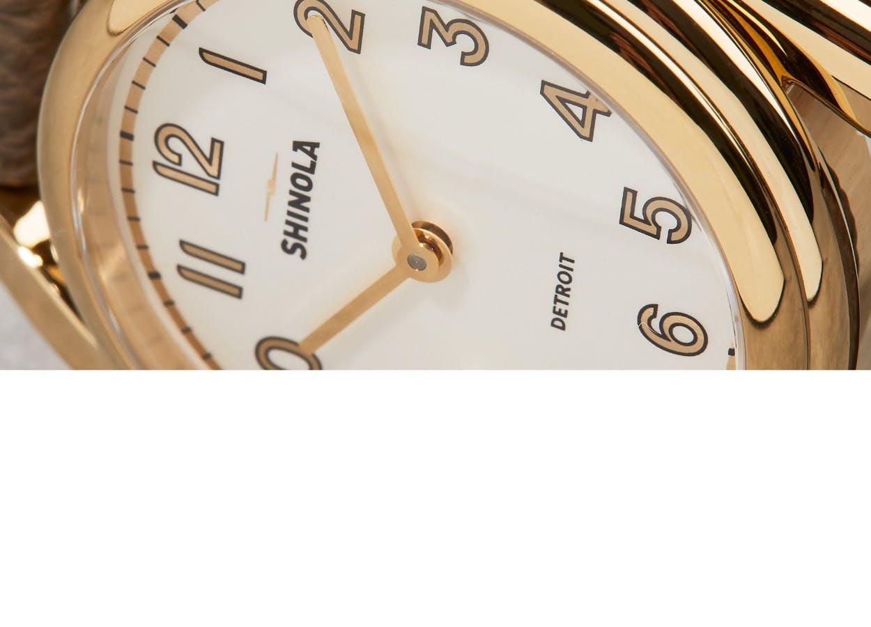 Shinola Derby Watch
