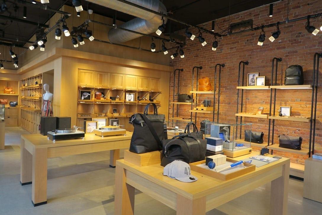 Ann Arbor Store Picture