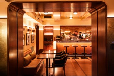The Shinola Hotel Evening Bar