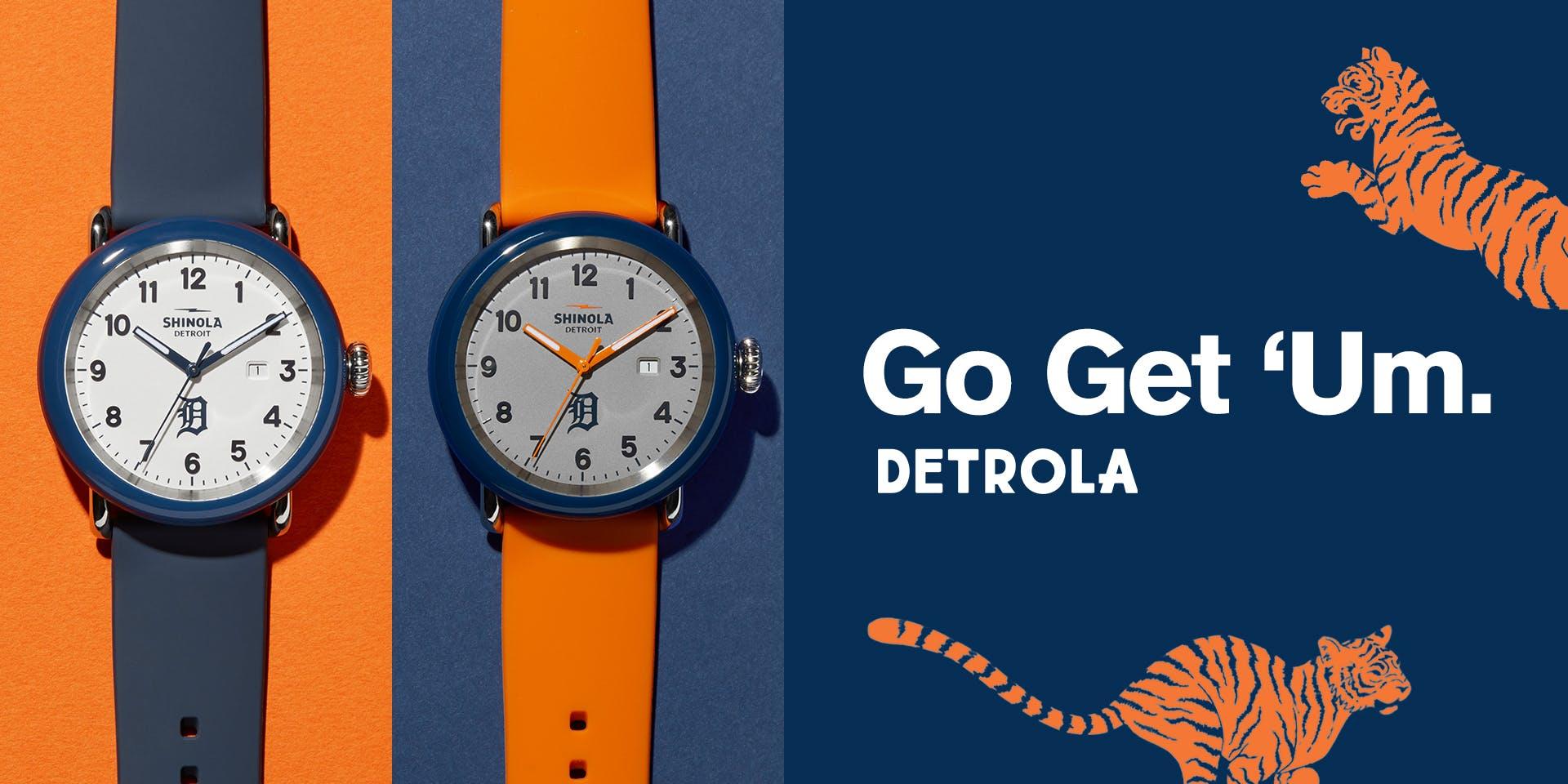 Meet the new Tigers Detrola