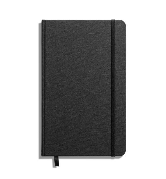 medium hard lined journal