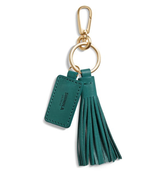 key chain with tassel