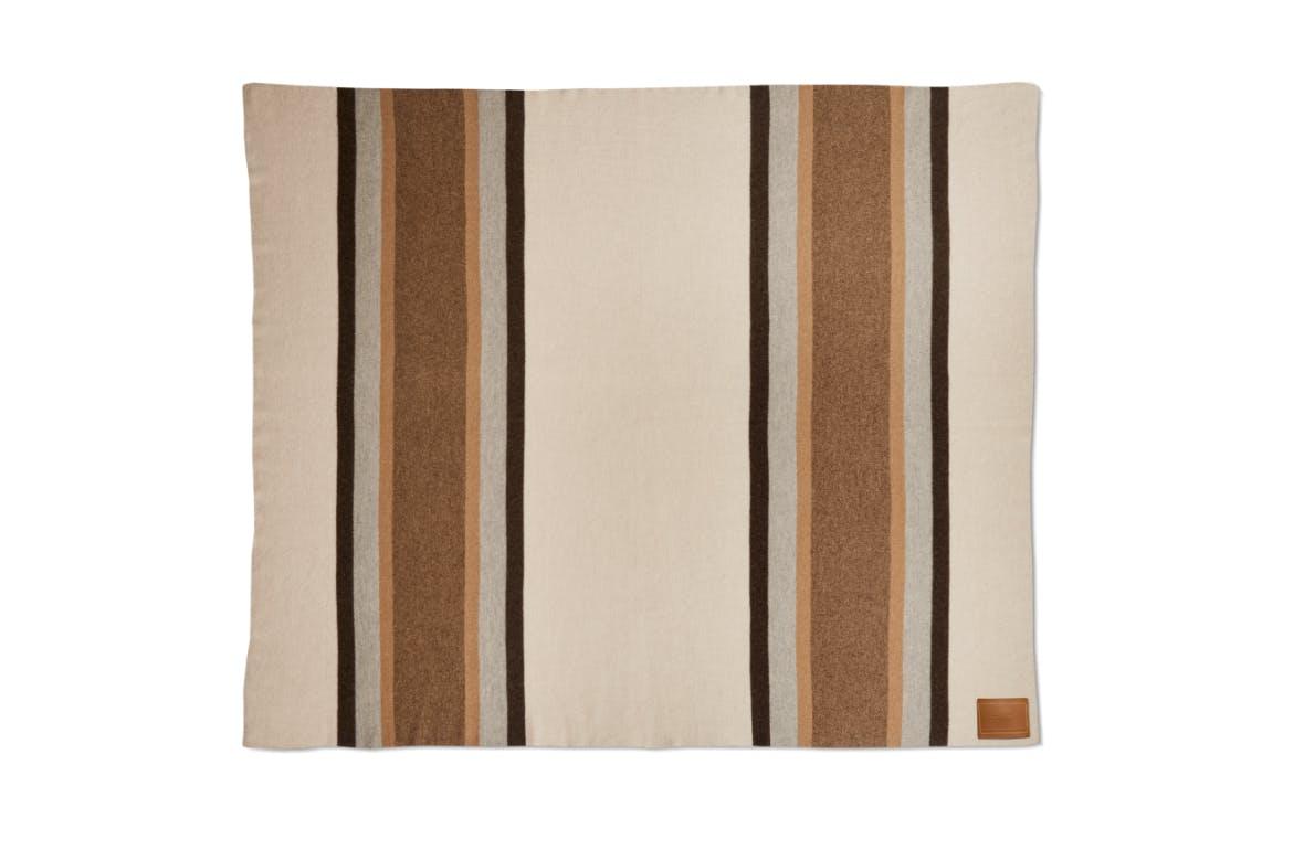 shinola Alpaca Throw Blanket