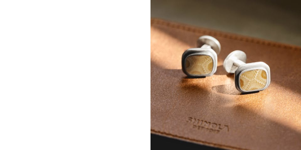 Guardian Petoskey Cufflinks