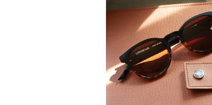 Lowercase Marlton Sunglasses