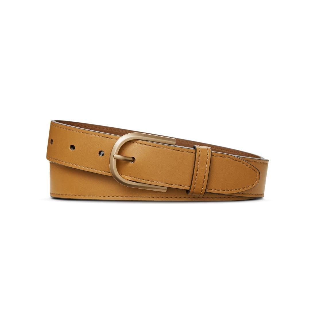 Shinola Women's U Shaped belt