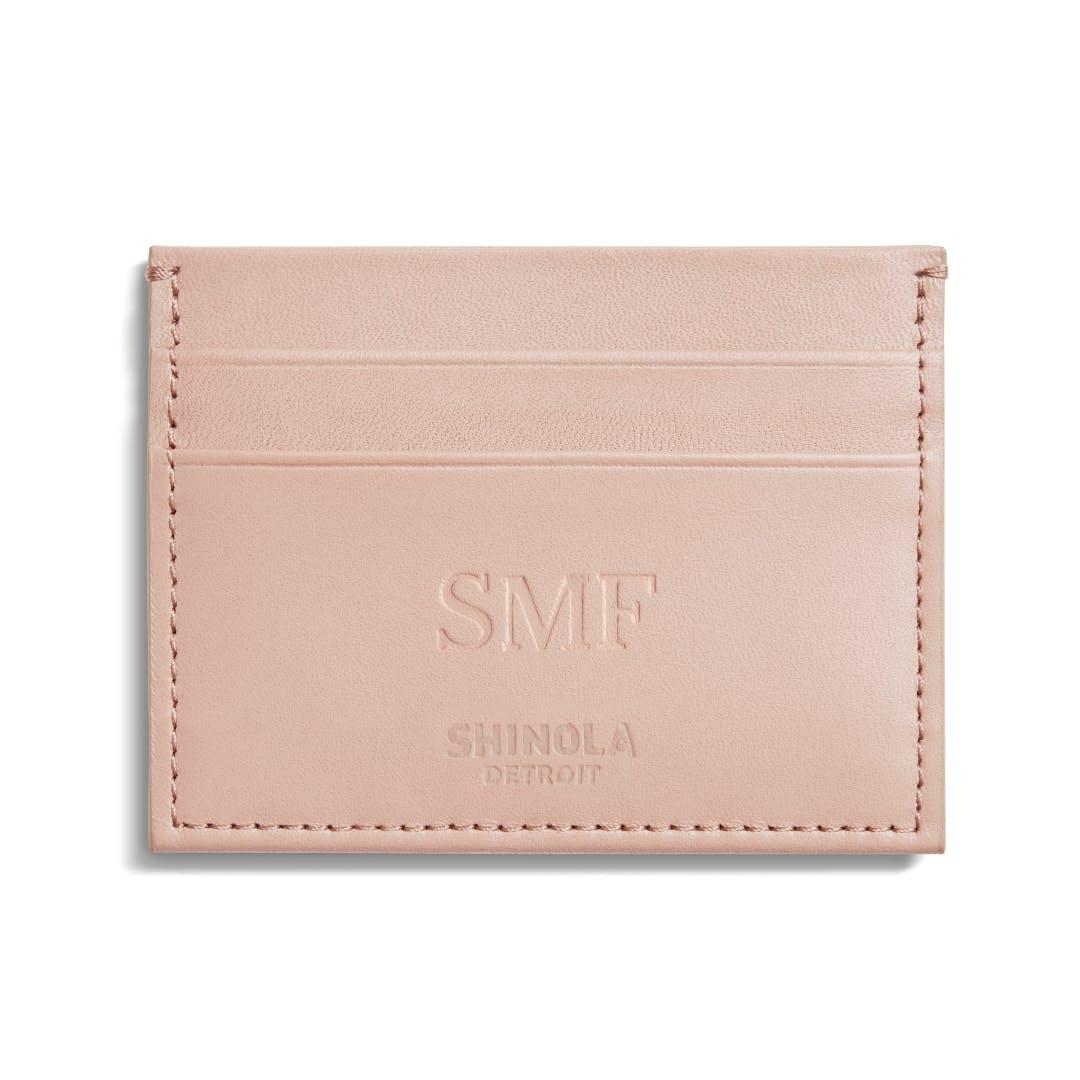 Shinola Women's Card Case