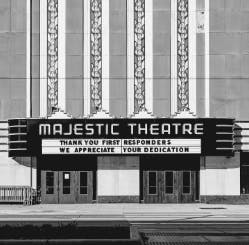 Majestic Theatre in Downtown Detroit