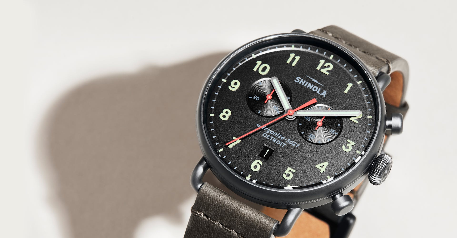 Shinola Mens Watches, Accessories and More
